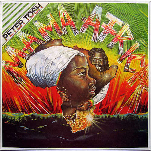 Cover Peter Tosh - Mama Africa (LP, Album) Schallplatten Ankauf