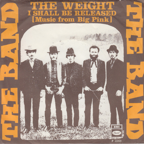 Bild The Band - The Weight (7, Single) Schallplatten Ankauf