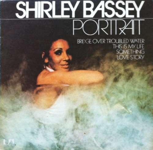 Cover Shirley Bassey - Portrait (2xLP, Comp, RE) Schallplatten Ankauf