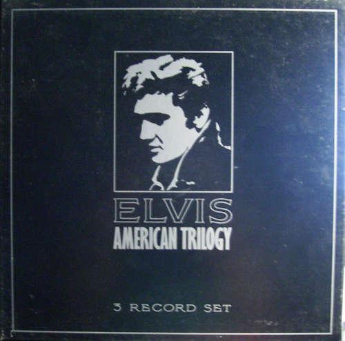 Cover Elvis Presley - Elvis American Trilogy (3xLP, Comp + Box) Schallplatten Ankauf