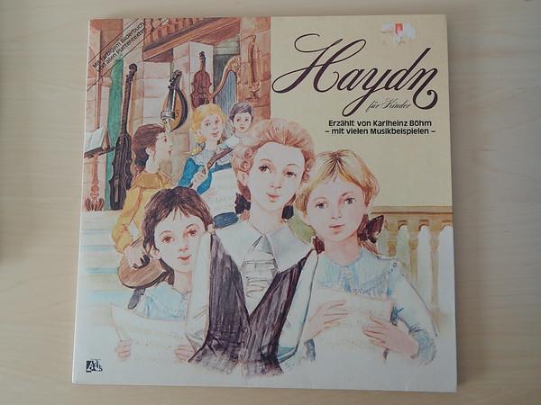 Bild Karlheinz Böhm - Haydn Für Kinder (LP) Schallplatten Ankauf