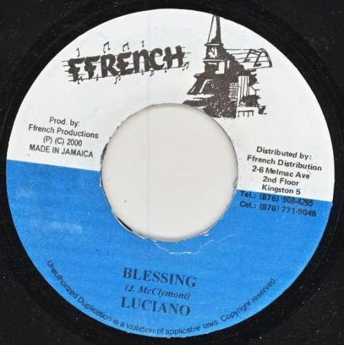 Bild Luciano (2) - Blessing (7) Schallplatten Ankauf