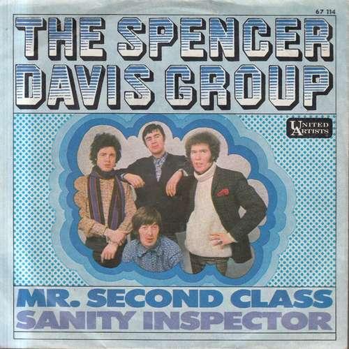 Bild The Spencer Davis Group - Mr. Second Class (7, Single) Schallplatten Ankauf