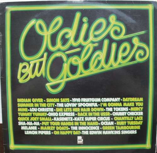 Cover zu Various - Oldies But Goldies (LP, Comp) Schallplatten Ankauf