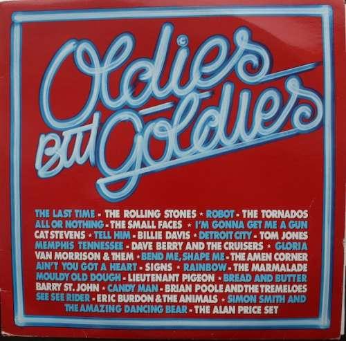 Cover zu Various - Oldies But Goldies (LP, Comp, Sil) Schallplatten Ankauf