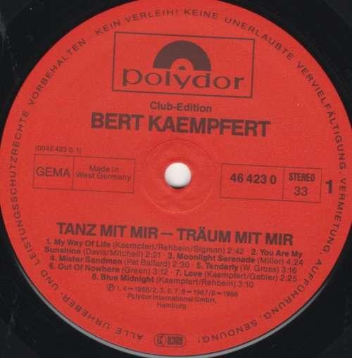 Cover Bert Kaempfert - Tanz Mit Mir - Träum Mit Mir (LP, Comp) Schallplatten Ankauf