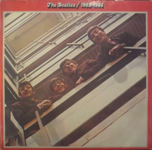 Cover Beatles, The - 1962-1966 (2xLP, Comp) Schallplatten Ankauf