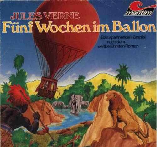 Bild Jules Verne (3) - Fünf Wochen im Ballon (LP) Schallplatten Ankauf
