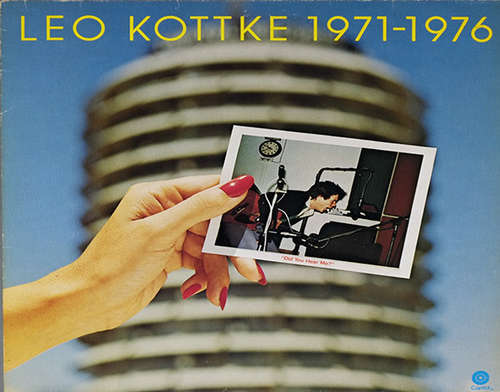 Cover Leo Kottke - 1971-1976 Did You Hear Me? (LP, Comp, Red) Schallplatten Ankauf