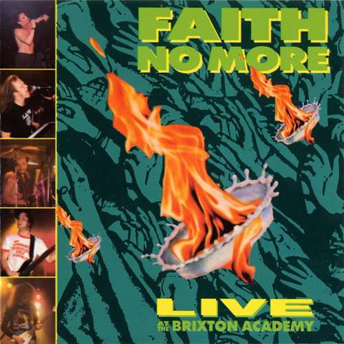 Bild Faith No More - Live At The Brixton Academy (CD, Album) Schallplatten Ankauf