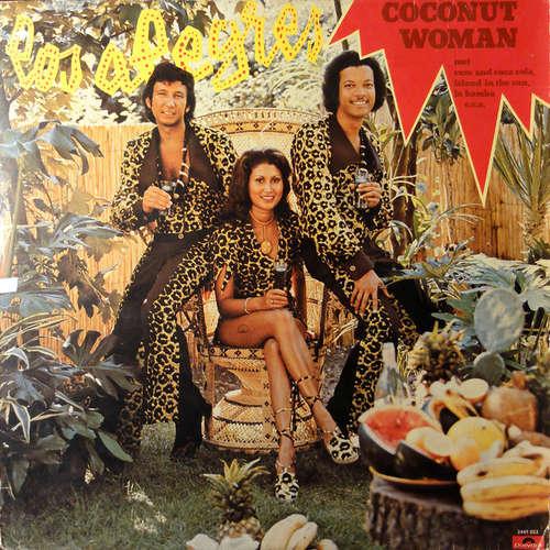Cover Los Alegres - Coconut Woman (LP, Album) Schallplatten Ankauf