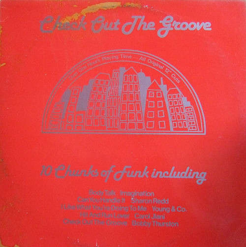 Bild Various - Check Out The Groove (LP, Comp) Schallplatten Ankauf