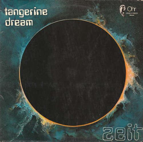 Cover Tangerine Dream - Zeit (2xLP, Album) Schallplatten Ankauf