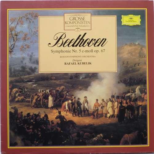 Bild Beethoven* / Boston Symphony Orchestra / Rafael Kubelik - Symphonie Nr. 5 C-Moll Op. 67 (LP) Schallplatten Ankauf