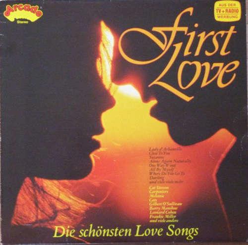 Bild Various - First Love: Die Schönsten Lovesongs (LP, Comp) Schallplatten Ankauf