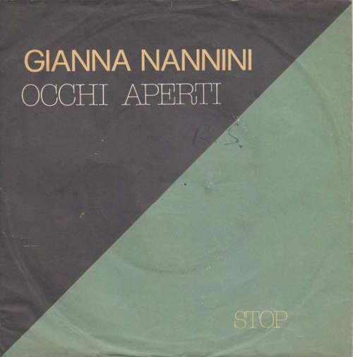 Bild Gianna Nannini - Occhi Aperti (7, Single) Schallplatten Ankauf