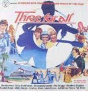 Bild Various - Three For All (LP, Album, Comp) Schallplatten Ankauf