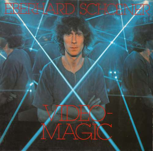 Bild Eberhard Schoener - Video Magic (LP, Album, Gat) Schallplatten Ankauf
