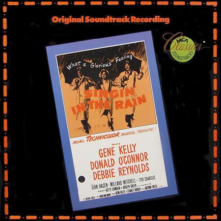 Bild Various - Singin' In The Rain (Original Soundtrack Recording) (LP, Album) Schallplatten Ankauf