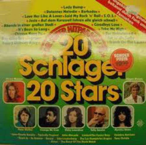 Cover Various - Die Super Hitparade '76 20 Schlager 20 Stars (LP, Comp) Schallplatten Ankauf