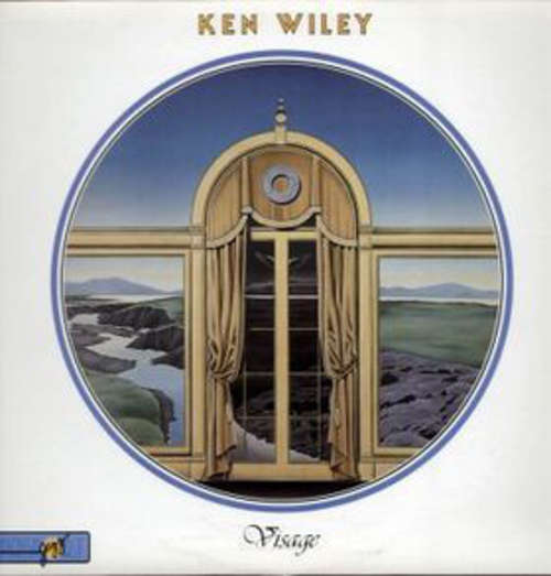 Cover Ken Wiley - Visage (LP, Album) Schallplatten Ankauf