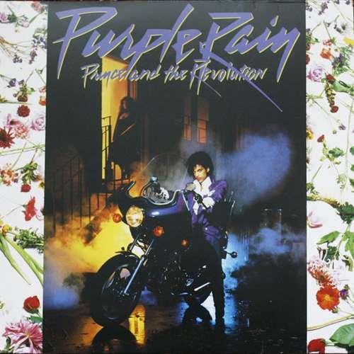 Cover Prince & The Revolution* - Purple Rain (LP, Album, RE, RM, 180) Schallplatten Ankauf