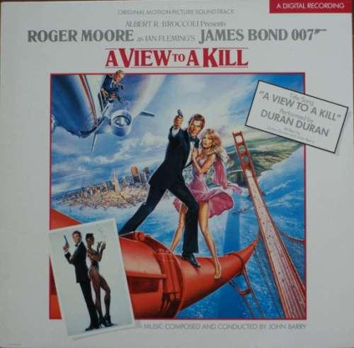 Bild John Barry - A View To A Kill (Original Motion Picture Soundtrack) (LP, Album) Schallplatten Ankauf