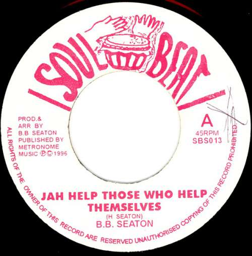 Bild B.B. Seaton - Jah Help Those Who Help Themselves (7) Schallplatten Ankauf
