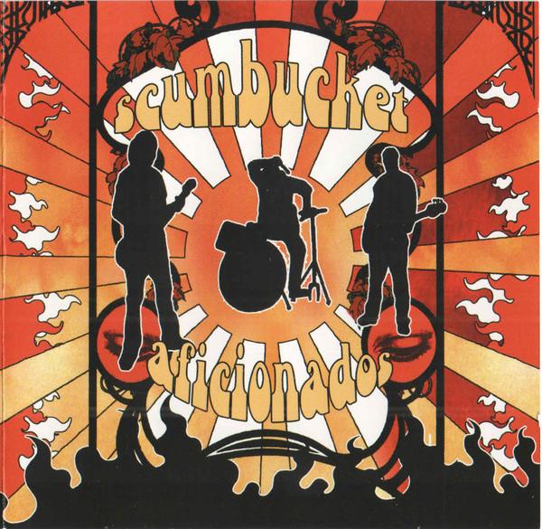 Cover Scumbucket - Aficionados (CD, Album) Schallplatten Ankauf