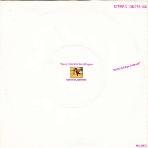 Bild Balder* - Tanze Mit Mir In Den Morgen / Hammer Jammer (7, Single) Schallplatten Ankauf