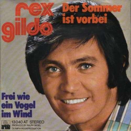 Bild Rex Gildo - Der Sommer Ist Vorbei (7, Single) Schallplatten Ankauf