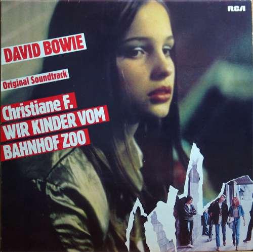 Cover David Bowie - Original Soundtrack - Christiane F. Wir Kinder Vom Bahnhof Zoo (LP, Comp) Schallplatten Ankauf