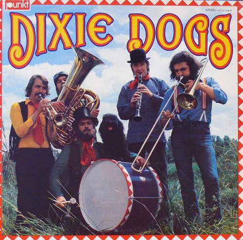 Cover Erwin's Dixie Stampers - Dixie Dogs (LP) Schallplatten Ankauf
