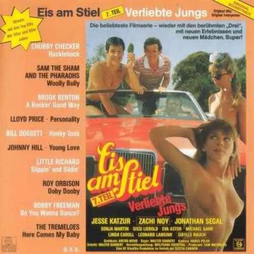 Cover Various - Eis Am Stiel 7 - Verliebte Jungs (LP, Comp) Schallplatten Ankauf
