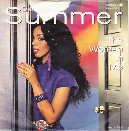 Bild Donna Summer - The Woman In Me (7, Single) Schallplatten Ankauf