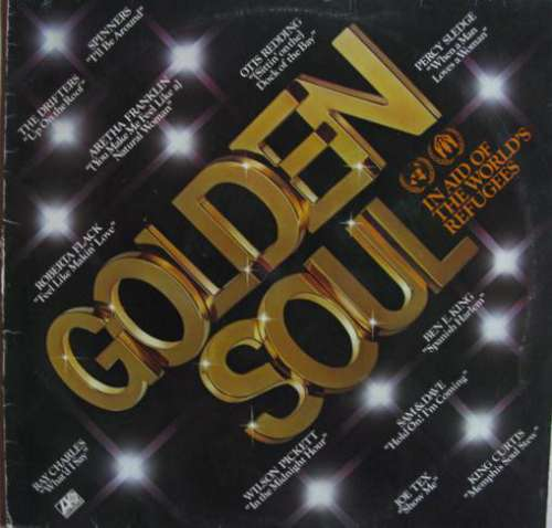 Cover Various - Golden Soul (LP, Comp) Schallplatten Ankauf