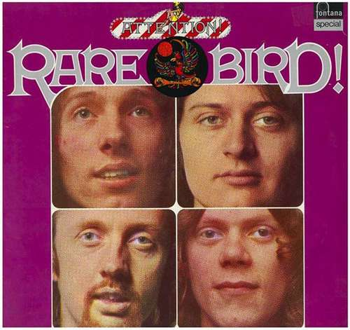 Bild Rare Bird - Attention! Rare Bird! (LP, Comp) Schallplatten Ankauf