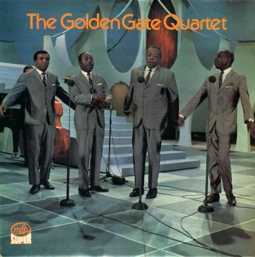 Bild The Golden Gate Quartet - The Golden Gate Quartet (LP) Schallplatten Ankauf
