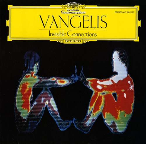 Cover Vangelis - Invisible Connections (LP, Album) Schallplatten Ankauf