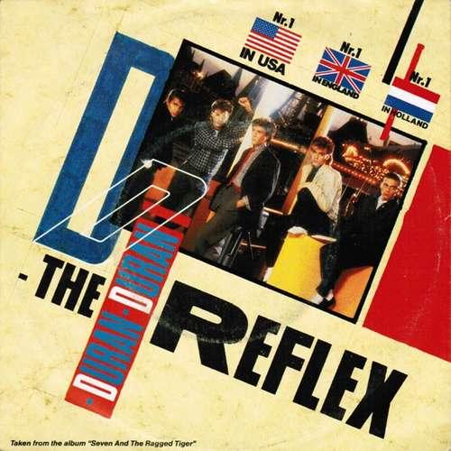 Cover Duran Duran - The Reflex (7, Single, RP) Schallplatten Ankauf