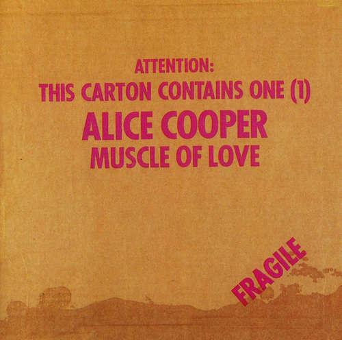 Cover Alice Cooper - Muscle Of Love (LP, Album) Schallplatten Ankauf
