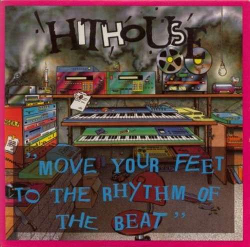 Cover Hithouse - Move Your Feet To The Rhythm Of The Beat (12, Maxi) Schallplatten Ankauf
