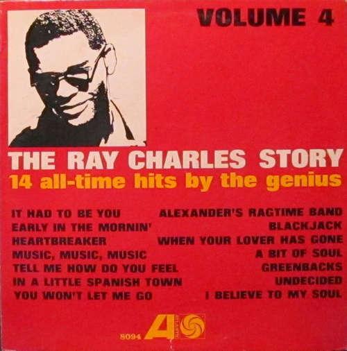Bild Ray Charles - The Ray Charles Story Volume 4 (LP, Comp, Mono) Schallplatten Ankauf