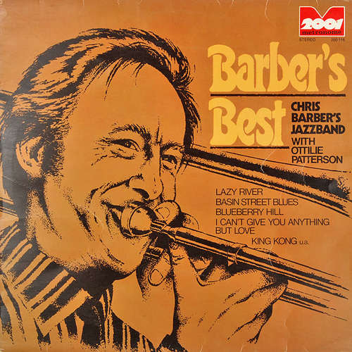 Bild Chris Barber's Jazz Band With Ottilie Patterson - Barber's Best (LP, Comp) Schallplatten Ankauf