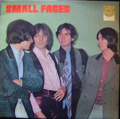 Cover Small Faces - Small Faces (LP, Album) Schallplatten Ankauf