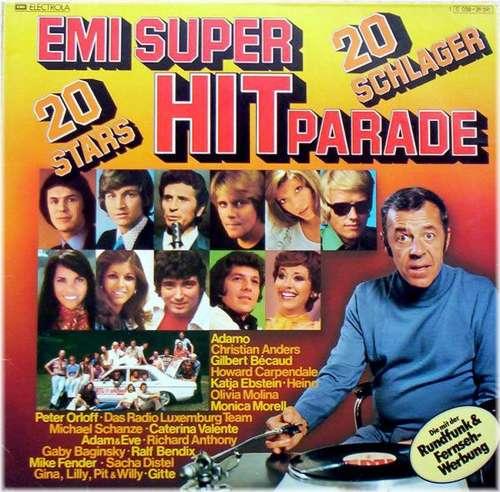Cover Various - EMI Super-Hitparade (LP, Comp) Schallplatten Ankauf