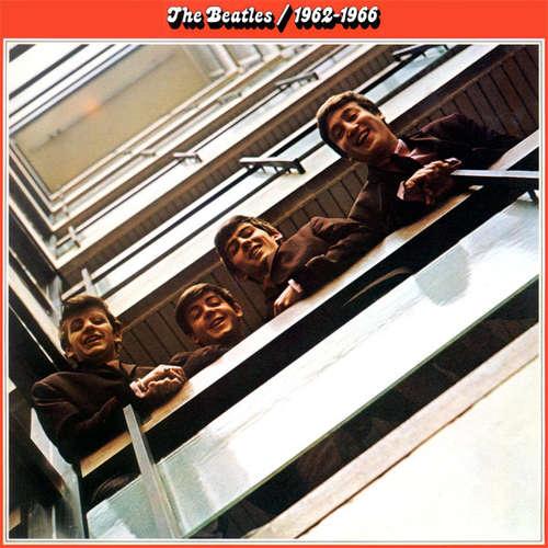 Cover zu The Beatles - 1962-1966 (2xLP, Comp) Schallplatten Ankauf