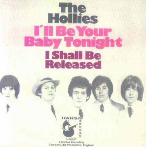 Bild The Hollies - I'll Be Your Baby Tonight (7, Single) Schallplatten Ankauf