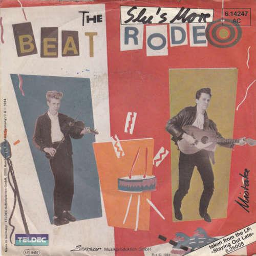 Bild The Beat Rodeo* - She's More (7, Single) Schallplatten Ankauf