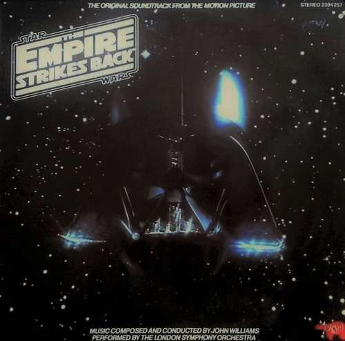 Bild John Williams (4), The London Symphony Orchestra - Star Wars: The Empire Strikes Back (The Original Soundtrack From The Motion Picture) (LP, Album) Schallplatten Ankauf